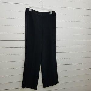 Bloomingdale's black dress pants, sz 8P